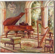 The Music Room II Fine-Art Print