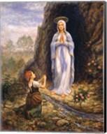 Praying Fine-Art Print
