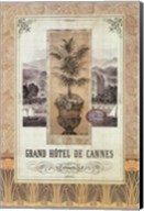 Grand Hotel De Cannes Fine-Art Print