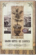 Grand Hotel De Cannes Fine-Art Print