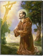 Saint Francis Of Assisi Fine-Art Print