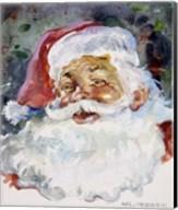Santa Face Fine-Art Print