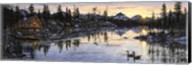 Evening Sunset Fine-Art Print