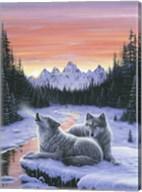 Winter's Dawn Fine-Art Print