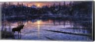 Moose Lake Fine-Art Print