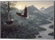Eagles Nest Fine-Art Print