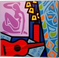 Homage To Matisse 11 Fine-Art Print