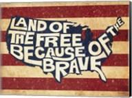 Land of the Free Fine-Art Print