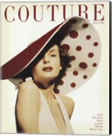 Couture July 1950 Fine-Art Print