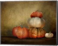 Pumpkins Still Life Fine-Art Print
