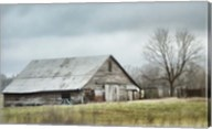 An Old Gray Barn Fine-Art Print