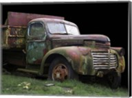 Mac's Trucking GMC Fine-Art Print