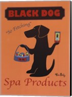Black Dog Spa Products Fine-Art Print