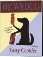 Brown Dog Cookies Fine-Art Print