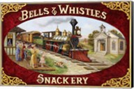 Bells & Whistles Train Fine-Art Print