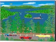 Cruising Lake Tahoe Fine-Art Print