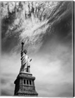 NYC Miss Liberty Fine-Art Print