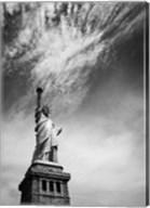 NYC Miss Liberty Fine-Art Print