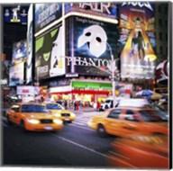 NYC Taxi Taxi Fine-Art Print