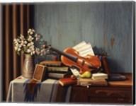 The New Violin Fine-Art Print