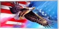American Eagle Flag Fine-Art Print
