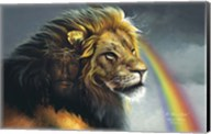 Lion Of Judah Fine-Art Print