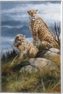 At Watch On The Plains Fine-Art Print