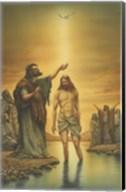 Baptism Fine-Art Print