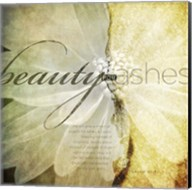 Beauty For Ashes Fine-Art Print