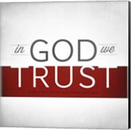 In God We Trust I Fine-Art Print