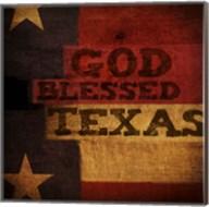 God Blessed Texas Fine-Art Print