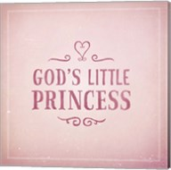 God's Little Princess Fine-Art Print