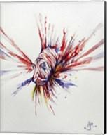 Pterois Fine-Art Print