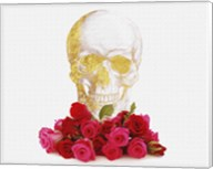 Rose And Skull Fine-Art Print