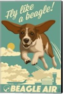 Fly Like a Beagle Fine-Art Print