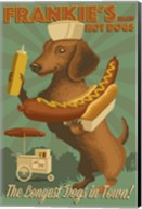 Farnkie's Hot Dogs Fine-Art Print