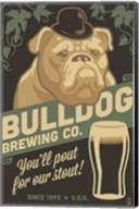 Bulldog Brewing Co. Fine-Art Print