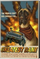 The Greatest Dane Fine-Art Print
