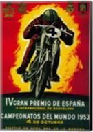 Gran Premio de Espana Fine-Art Print