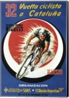 32 Vuelto Ciclista Cataluna Fine-Art Print