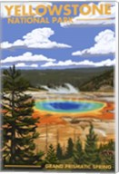 Yellowstone 2 Fine-Art Print