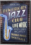 New Orleans Jazz Fine-Art Print