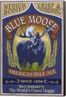 Blue Moose Pale Ale Fine-Art Print