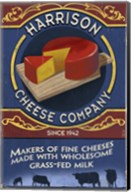 Harrison Cheese Co. Fine-Art Print