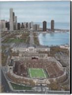 Chicago's Soldier Field Fine-Art Print