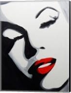 Pop Art Marilyn Fine-Art Print
