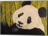Happy Panda Fine-Art Print