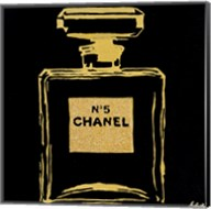 Chanel Black Urban Chic Fine-Art Print