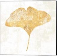 Bronzed Leaf III Fine-Art Print