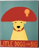 Big Dogs Are Great Fine-Art Print